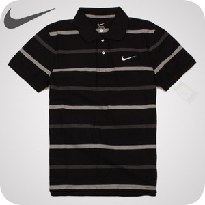 [남녀공용][NIKE]CLASSIC PIQUE POLO STRIPED #412170-010