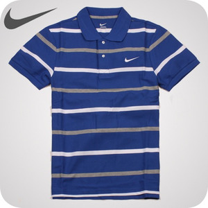 [남녀공용][NIKE]CLASSIC PIQUE POLO STRIPED #412170-497