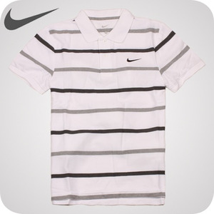 [남녀공용][NIKE]CLASSIC PIQUE POLO STRIPED #412170-100