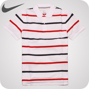 [남녀공용][NIKE]CLASSIC PIQUE POLO STRIPED #412170-109